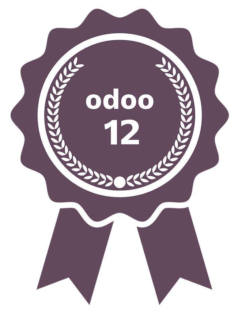 Odoo version 12